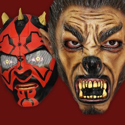 halloween masks for kids - Scary Halloween Masks Images