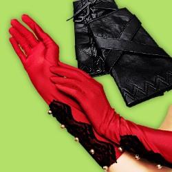 Medieval & Historical Gloves. Bracers & Vambraces