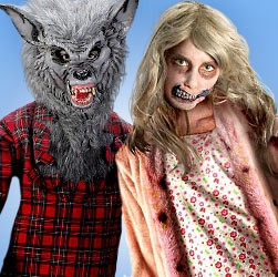 Zombies & Horror