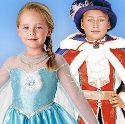 Princes & Princesses