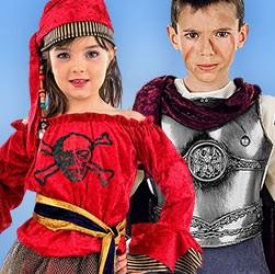 Kinderkostüme: Ritter- & Piratenkostüme für Kinder
