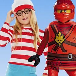 Spiele- und Games-Kostüme für Kinder