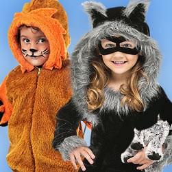 affordable und tierkostme fr kinder with fur kinder