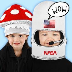 Kopfbedeckungen für Kinder