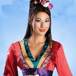 Asien: Bollywood Kostüme, indische Kostüme, Ninja & Geisha Kostüme