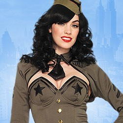 Matrosenkostüm: Marine Kostüm & Militär Kostüm günstig online kaufen