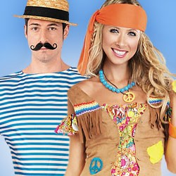 Faschingskostüme, Retro Kostüme, Vintage Kostüme, Kostüme des 20. Jahrhundert, Kostüme Fasching