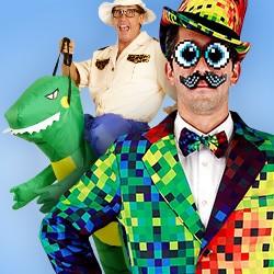 Kostüme Fasching, Lustige Kostüme, Faschingskostüme, lustige Faschingskostüme, witzige Kostüme, lustige Kostüme Damen