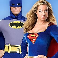 Faschingskostüme, Kostüme Fasching, Helden Kostüme