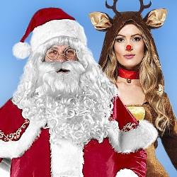 Weihnachtskostüme: Weihnachtsmannkostüme & Nikolauskostüme
