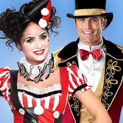 Faschingskostüme, Kostüme Fasching, Clown Kostüm, Clownkostüm günstig, Zirkus Kostüme