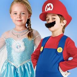 Déguisements pour enfants, déguisements de carnaval pour enfants