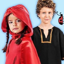 Kostümteile für Kinder
