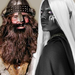 Beards & Wigs