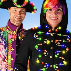 LED Costumes, LED Accessories