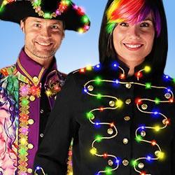LED Kostüme, LED Accessoires, LED Kostüm Accessoires