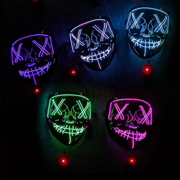 LED Masken