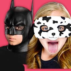Kids Masks for Kids carnival