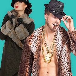 Der passende Mantel zu Eurem Kostüm - jetzt online shoppen