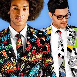 OppoSuits: Coole Anzüge für Herren im stylischen Slim-Fit-Look. Jetzt online kaufen!
