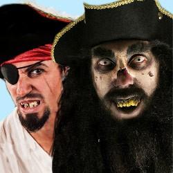 Piraten Zubehor Piratenschmuck Piraten Schminke Co