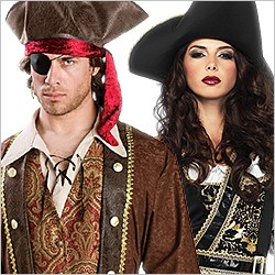 Pirate Party: Costumes, Pirate Clothing & More