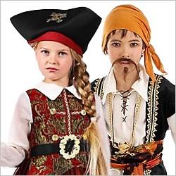 Piratenparty: Kostüme und Accessoires für deine Mottoparty.