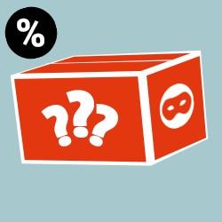 Mysterybox, Überraschungsbox, Überraschungspaket, Wundertüte, Kostümbox, Kostümboxen