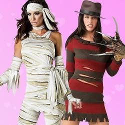 Sexy Halloween & Horror Kostüme