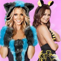 Sexy Kostüme: Tierkostüme wie Sexy Katzen & Sexy Vögel