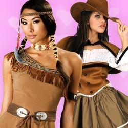 Sexy Westernkostüme - Sexy Wild West Kostüme