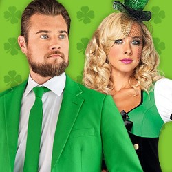 Costumes for St. Patrick's Day