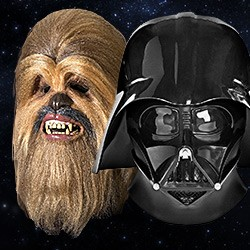 Star Wars Helme, Star Wars Masken, Stormtrooper-Helme, Darth-Vader-Masken