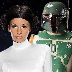Star Wars Kostüme für Damen und Star Wars Kostüme für Herren