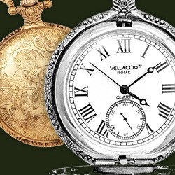 Pocket Watches and Timepieces - Costume Accessories for a perfect disguise