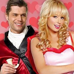 Valentinstag - Kostüme, Schmuck und Accessoires zum Valentinstag