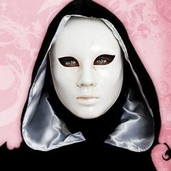 Original Venetian Carnival Masks - Volto
