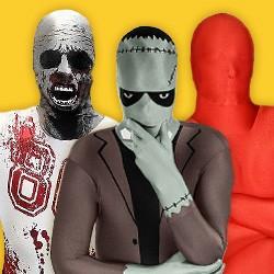 XXL Morphsuits - Ganzkörper-Kostüme in Übergrößen
