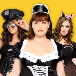 Sexy Plus Size Costumes  sc 1 st  maskworld.com & Plus size costumes from XXL to XXXL u2013 for women and men - maskworld.com