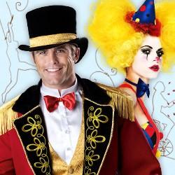 Circus - Faschingskostüme & Karnevalkostüme zum Thema Zirkus