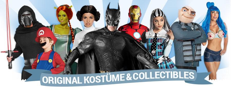 Original Kostüme & Collectibles
