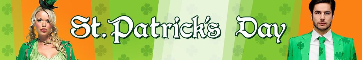 Kostüme und Verkleidungen für den St. Patrick's Day