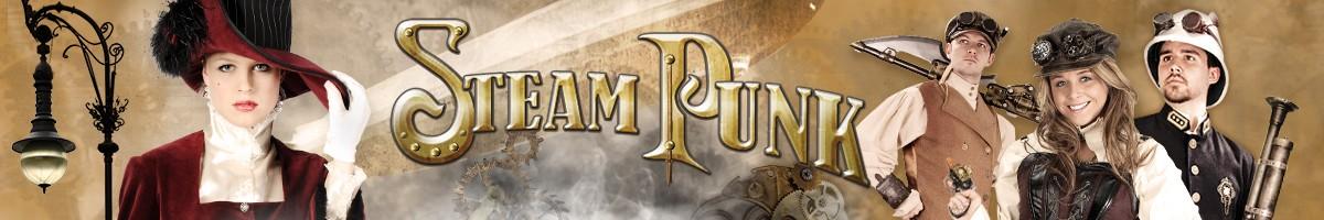 Steampunk Kostüme, Steampunk Kostüme Damen, Steampunk Kostüme Herren, Steampunk Zylinder