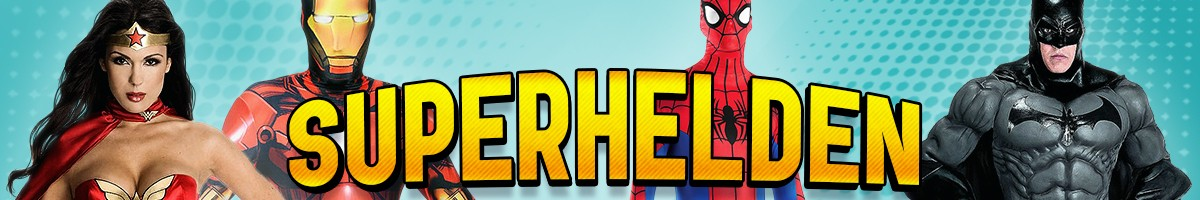 marvel Kostüme, DC Comic Kostüme, Schurken Kostüm, Bösewicht Kostüm