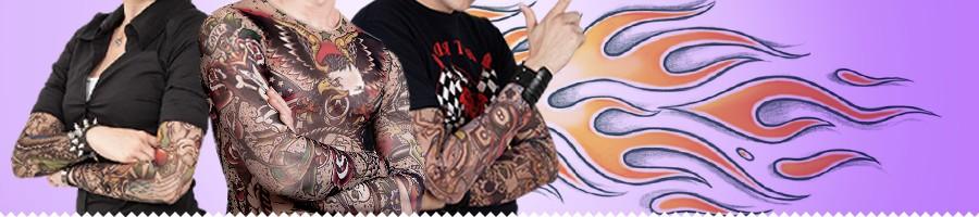 Sexy, schnell und schmerzlos - Tattoo Skin Ärmel