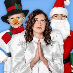 Weihnachtskostüme für Kinder