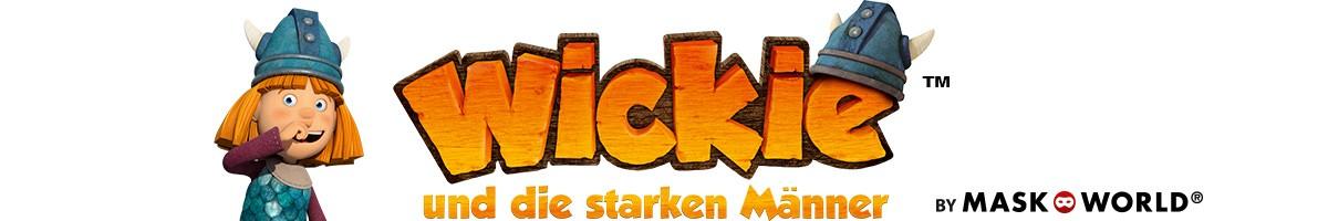 Wickie Kostüm, Wickie und die starken Männer, Wickie Kostüme, Wickie Perücke, Wickie Helm, Wickie der Wikinger, Wickie Kostüm für Kinder, Wickie Kostüm für Jungen, Wickie Kostümzubehör