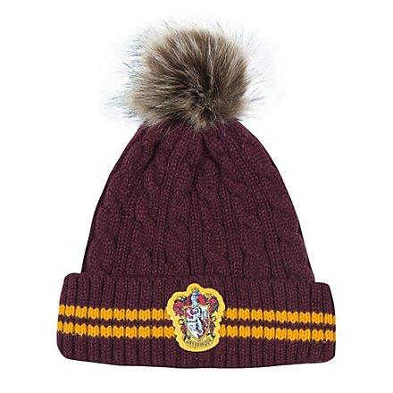 Harry Potter - Pom-Pom Beanie Gryffindor