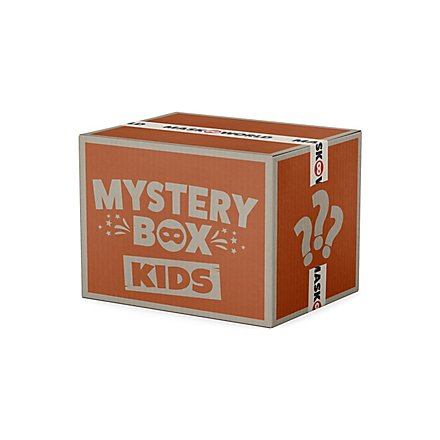 Mystery Box - 5 Kostüme für Mädchen
