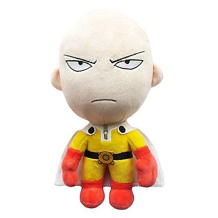One Punch Man - Plüschfigur Saitama wütend